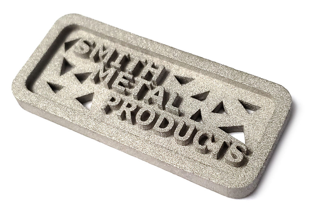 3D printed Smith Metal Products