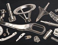 CNC Machined Part Versus MIM Part